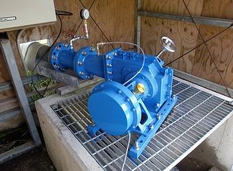 小水力発電装置