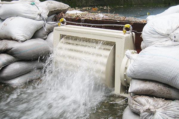 エコ水力発電とは
